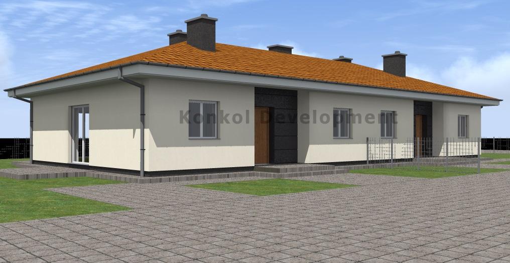 W Ofercie Sprzedaży Posiadamy Trzy Rodzaje Domów Dom